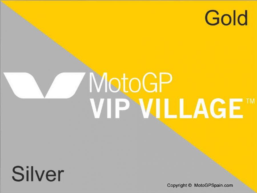 VIP VILLAGE GOLD & SILVER pass Valencia - Tickets MotoGP Spain